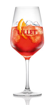 LILLET Rouge Tonic