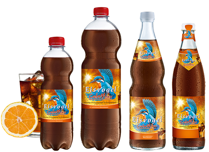 Eisvogel Cola Mix